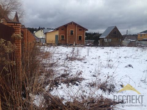Продажа участка, Толстопальцево, Тупиковая - Фото 4