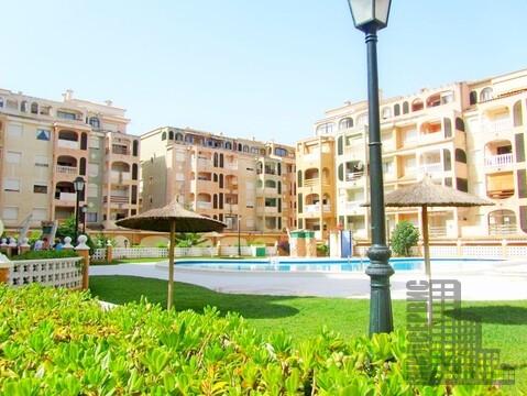 Сдам квартиру в Испании на берегу моря в курортном городе Торревьеха - Фото 1