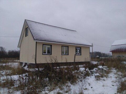 Новый жилой дом в с.Мысы Краснокамского района - Фото 1