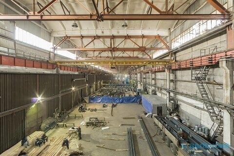Сдается в аренду производственно-складской комплекс 5260м2, уч. 6337м2 - Фото 1