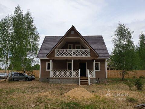 Дом в Владимирская область, Александровский район, д. Маренкино . - Фото 1
