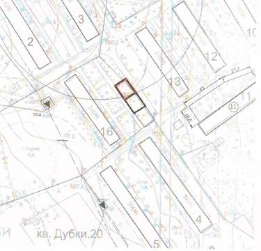 Участок в Струнино по переуступке прав (кв-л Дубки) - Фото 3
