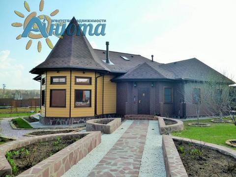 Продается Шикарная усадьба на территории заповедника «Барсуки» - Фото 2