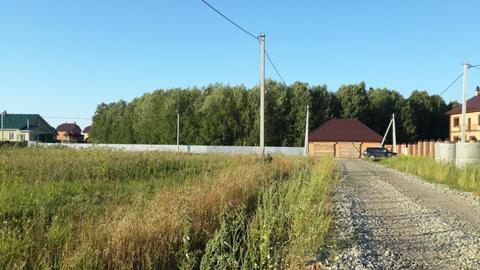 Участок в коттеджном поселке Луговое - Фото 3
