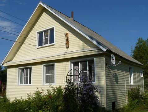 Продаётся дом в д. Жихарево Крестецкого р-на - Фото 1