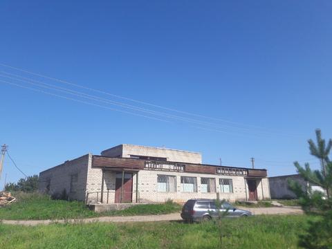 Производственное помещение в городском округе Переславль-Залесский - Фото 1