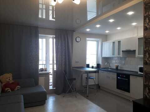 Студия на 5 этаже нового дома, ул. Гагарина, 65 - Фото 5