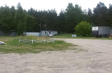 Пром. участок 40 сот в 18 км по Новорязанскому шоссе - Фото 4