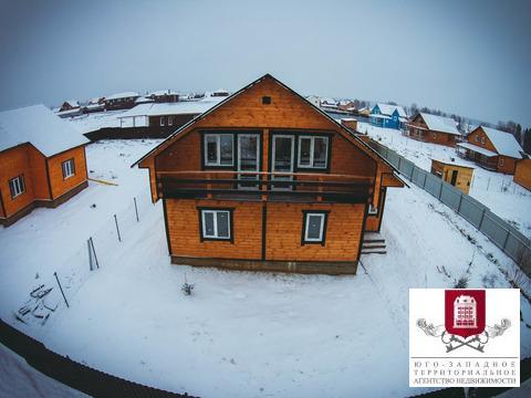 Продажа дома 160 м2 на участке 10 соток - Фото 1