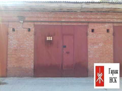 Сдам капитальный гараж в современном кооперативе. Гидроимпульс №181 - Фото 1