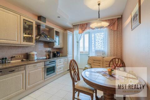 Трехкомнатная квартира с отличной планировкой в Видном - Фото 2