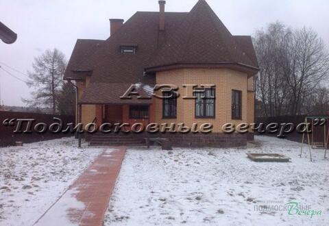 Киевское ш. 10 км от МКАД, Лапшинка, Коттедж 197 кв. м - Фото 1