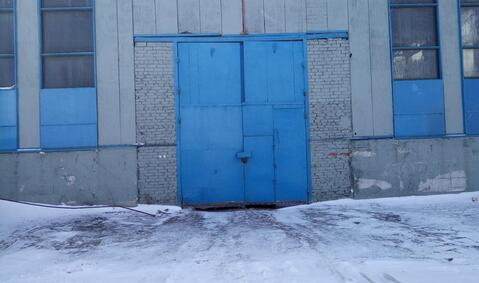 Сдается в аренду неотапливаемый склад, 725 м2 в пос.Дружный - Фото 1