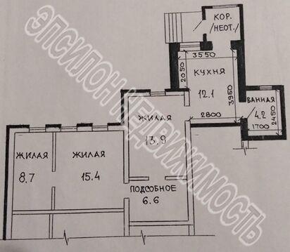 Продается 3-к Дом ул. Котлякова - Фото 2