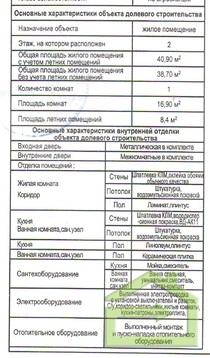 Однокомнатная с отделкой в ЖК Гостенский - Фото 5
