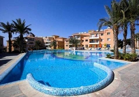 142 000 €, Прекрасный трехкомнатный Апартамент в роскошном комплексе в Пафосе, Купить квартиру Пафос, Кипр по недорогой цене, ID объекта - 325151243 - Фото 1