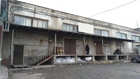 Складское помещение по адресу Железнодорожная 45 (ном. объекта: 168)