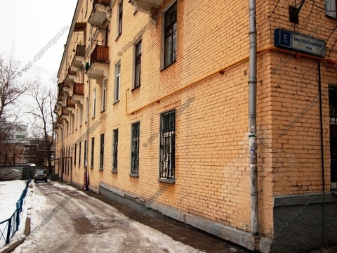 Продажа квартиры, м. Красносельская, Красносельский туп. - Фото 1