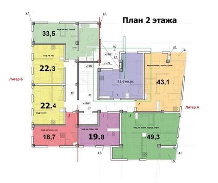 Краснодарский край, Сочи, ул Краевско-Греческая,1 2