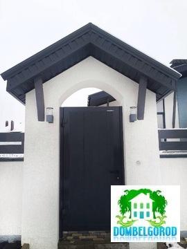 Авторский новый дом в Таврово под ключ - Фото 3