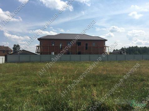 Горьковское ш. 29 км от МКАД, Балобаново, Участок 12 сот. - Фото 1