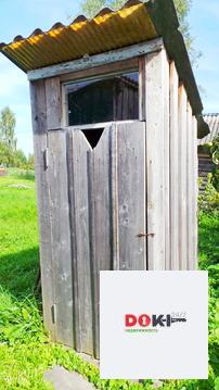 Продается небольшой дом 40 кв.м, построенный из бревна, который обяз - Фото 5