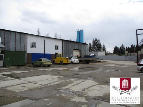Продается производственно-складской комплекс в городе Балабаново. - Фото 4