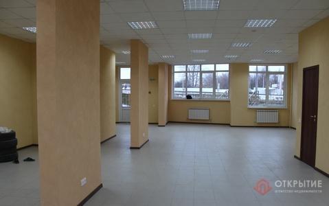 Торговое (офисное) помещение на проспекте (127кв.м) - Фото 1
