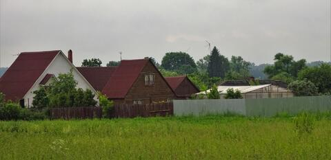 Участок 19 соток в Заокском р-не д. Александровка. - Фото 3