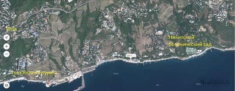 Земельный участок возле моря в Ялте, до моря 200 метров - Фото 4