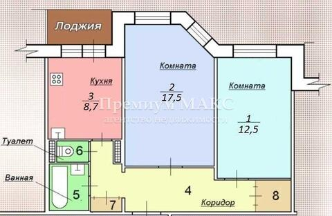 Продажа квартиры, Нижневартовск, Ул. Чапаева - Фото 1
