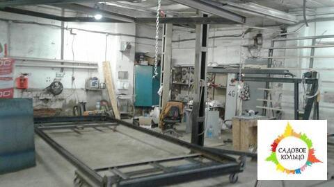 Неотапливаемое складское помещение общей площадью 217 кв - Фото 1