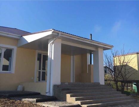 Продам дом на участке 6 сот, с.Пионерское - Фото 1