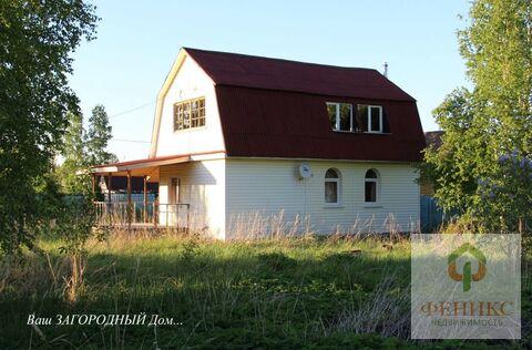 Зимний Дом на большом Участке - Фото 1