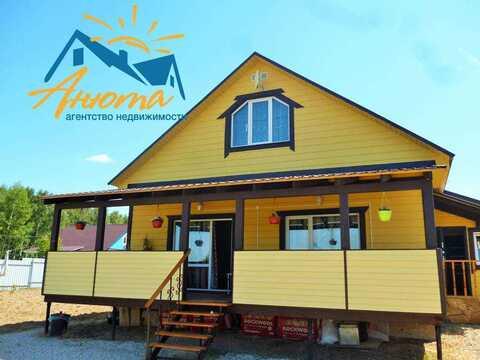 Уютный теплый дом в деревне Верховье Жуковского района для круглогод - Фото 2