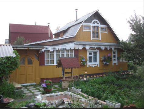 Продам дом с земельным участком около Екатеринбурга в лесу. - Фото 1