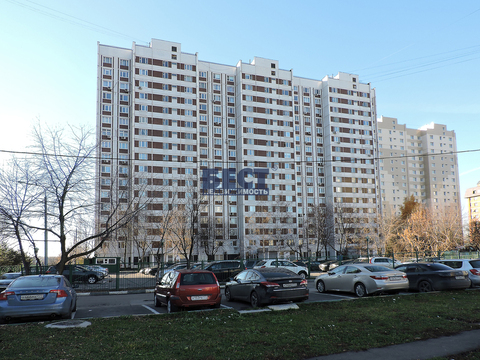 Продам 2-к квартиру, Москва г, Шипиловский проезд 45к1 - Фото 3