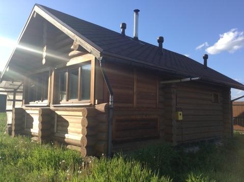 Дом – Баня 60 кв м в уютном районе Кривского. - Фото 1