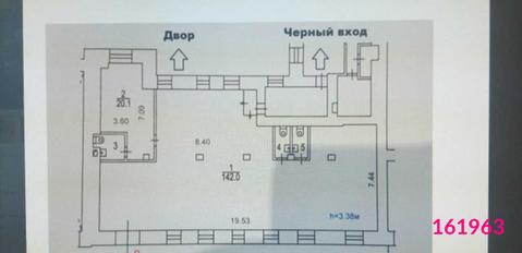 Продажа псн, м. Маяковская, Трёхпрудный переулок - Фото 5