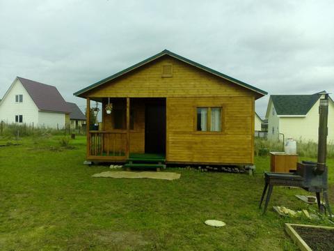 Эксклюзив. Продается новая уютная дача вблизи д.Шумятино, 9,5 соток. - Фото 1