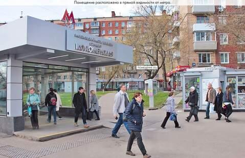 Аренда торгового помещения 123.6 м2, м.Коломенская - Фото 3