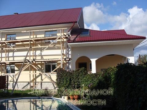 Дом, Рублево-Успенское ш, 2 км от МКАД, Немчиновка пос. (Одинцовский . - Фото 1