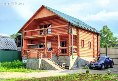 Продажа дома, Дзержинск, Иркутский район, Ул. Луговая - Фото 1