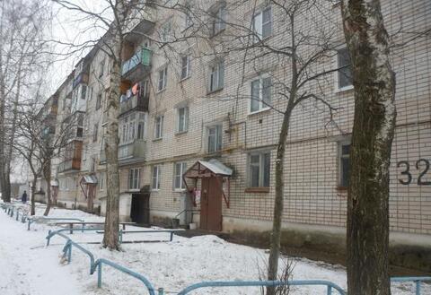 Продам 3-комн. квартиру в пос.1мая, Балахнинский р-он, Нижегородск.обл - Фото 1