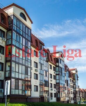 Продажа квартиры, Ромашково, Одинцовский район, Улица Никольская - Фото 1