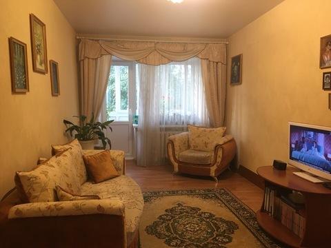 Трехкомнатная квартира Московское шоссе, дом 266. - Фото 2