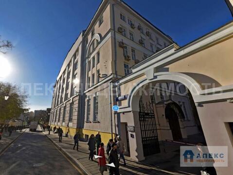 Аренда офиса 254 м2 м. Пушкинская в бизнес-центре класса В в Тверской - Фото 1