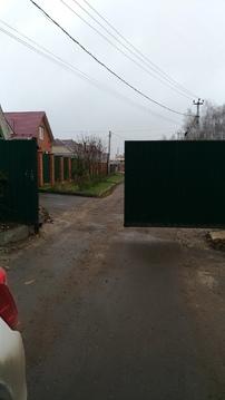 Продам земельный участок с гаражом в пос.Свердловский - Фото 1