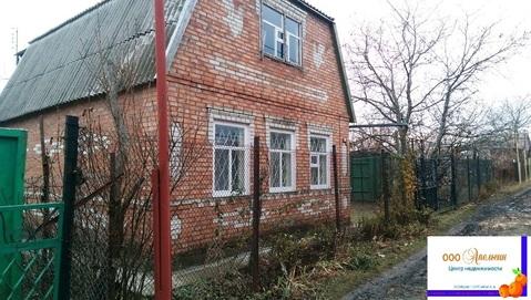 Продаётся 2-этажная дача, Бессергеновка - Фото 2