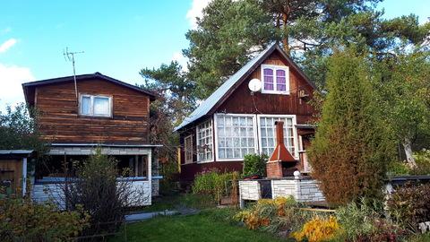Дачный дом 62кв.м.+ 2эт. баня + беседка а также сад, огород, барбекю! - Фото 2